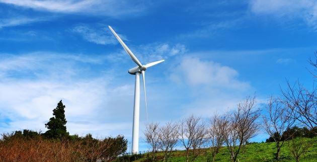 電力 風力